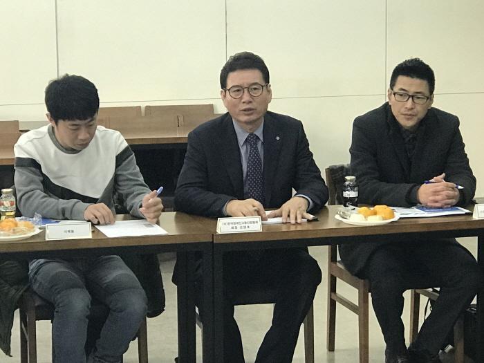 1. 인사말씀하시는 한국장애인고용안정협회 손영호 회장.JPG